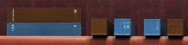40-фут контейнеры (Пересвет и ТТ-Модель)