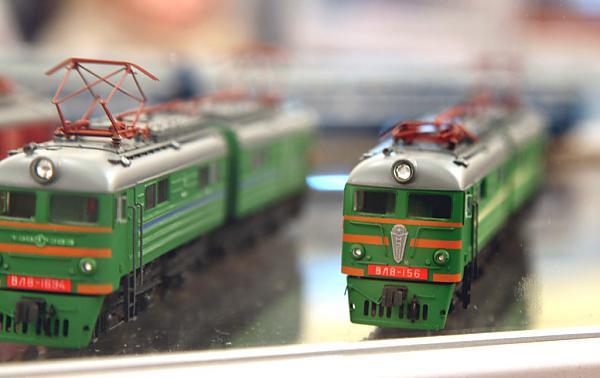 Электровозы ВЛ8 от Дмитрия Попова
